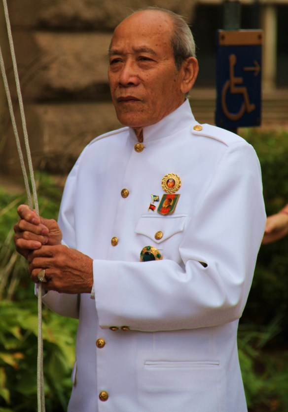 King Norodom Sihanouk's eldest son HRH Prince Norodom Yuvaneath