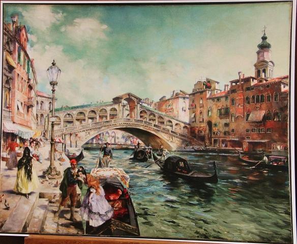 """Venezia"" restored."