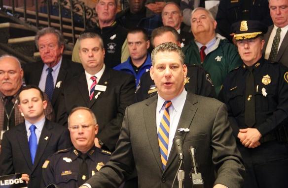 Middlesex County Sheriff Peter Koutoujian